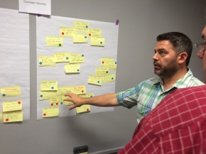 Clustering ideas